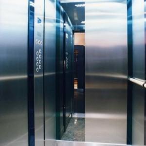 Exterior ascensor